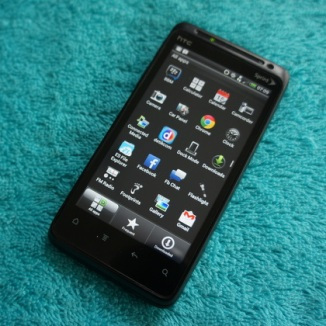 HTC Sprint Evo Design 4G
