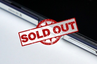 Xperia Z2 Sold Out