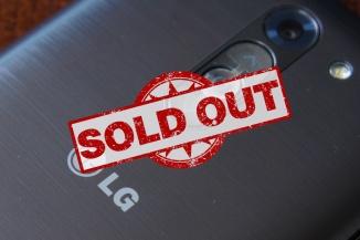LG G3 Sold