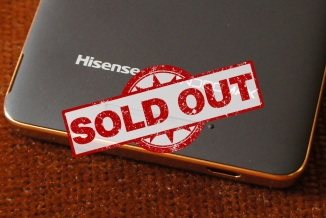 Smartfren Andromax R Sold Out